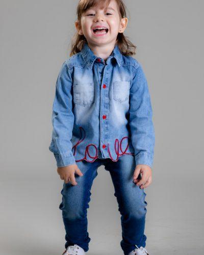 PZ3 Nova Coleção Parizi Jeans.