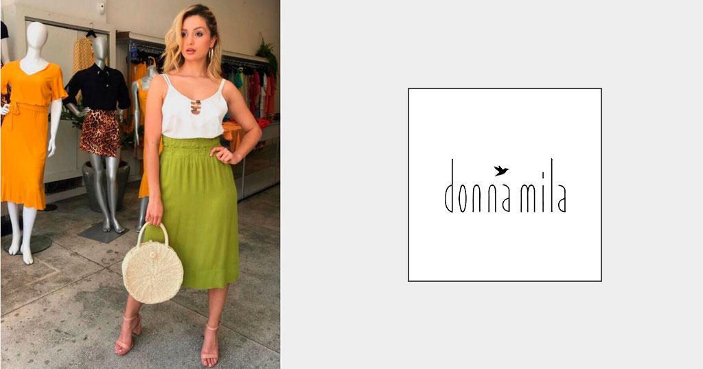 capa donna mila - Donna Mila
