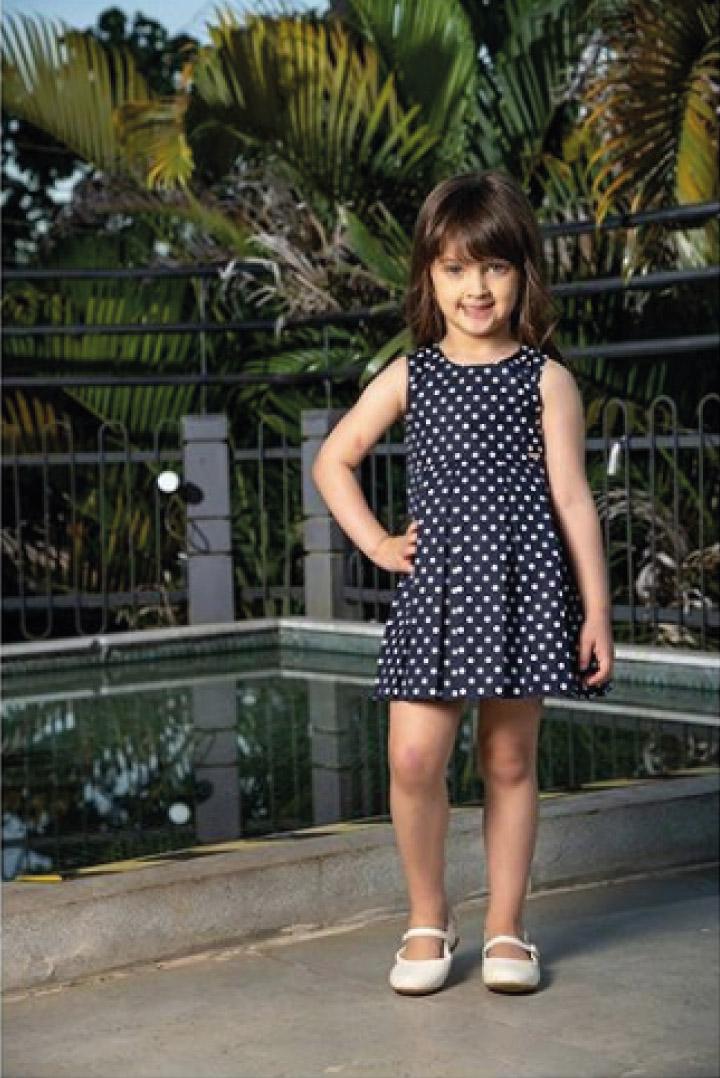 Vestuário e calçado na lista de presentes para o Dia das Crianças