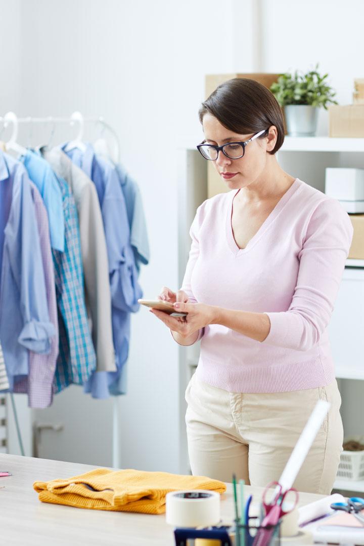 Benefícios da assessoria de roupas da R.Baccin